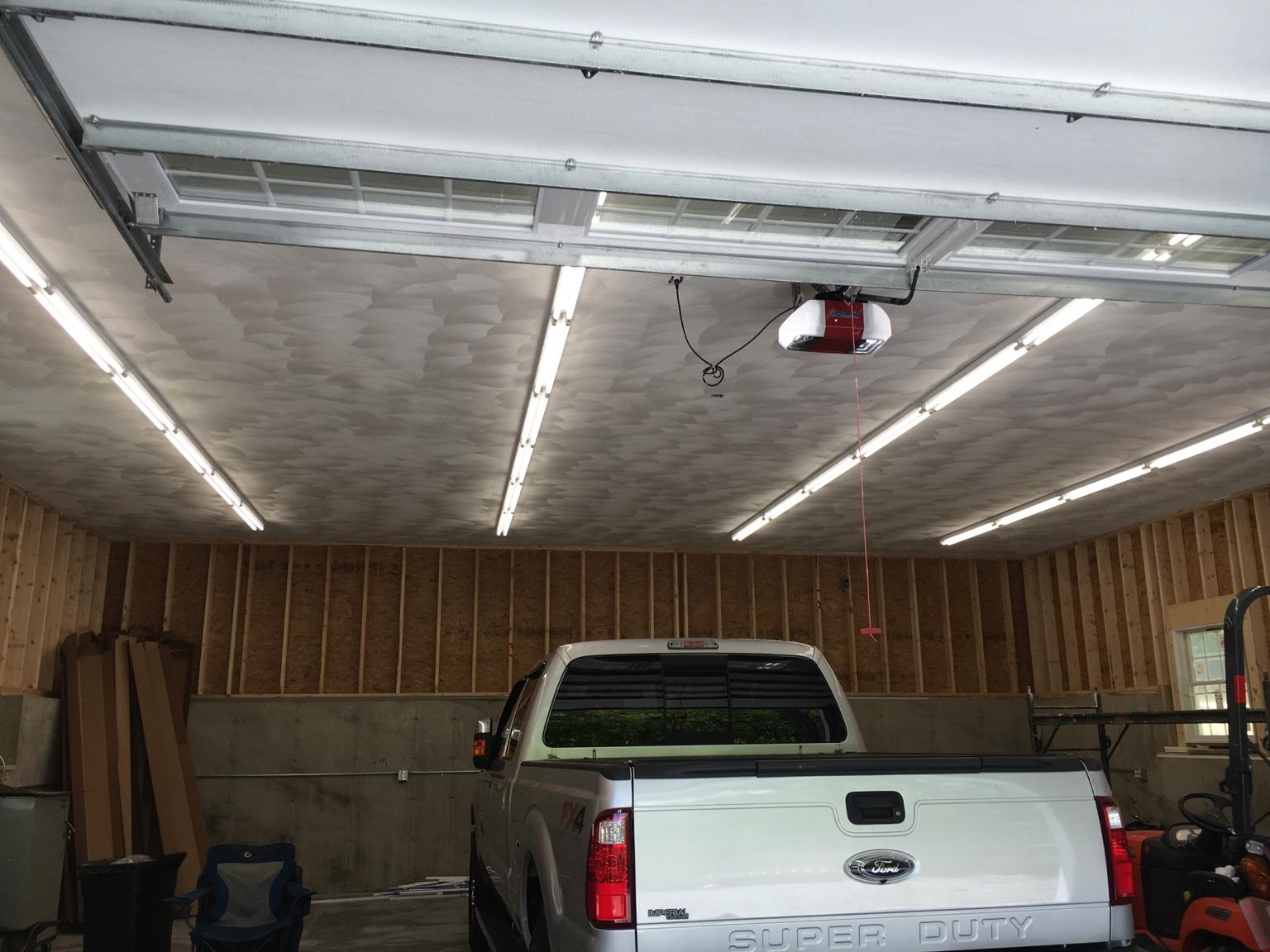 Gentleman S Garage : Led lighting garage ideas