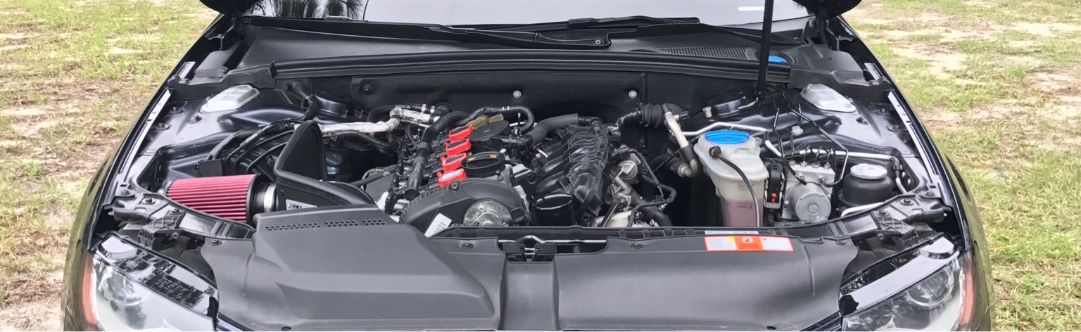 Show Your B8 Engine Bay