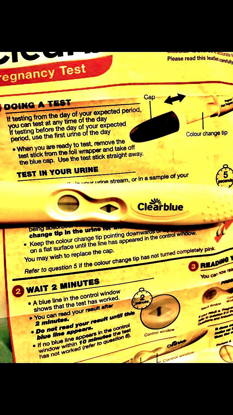 First Response Pregnancy Test With No Lines Wiring Diagrams And Switching Action Isn39t Clear Schematic Switch Mode Power Supply 2 Positive Blue Easy 1 Extremely Faint Control Line Light