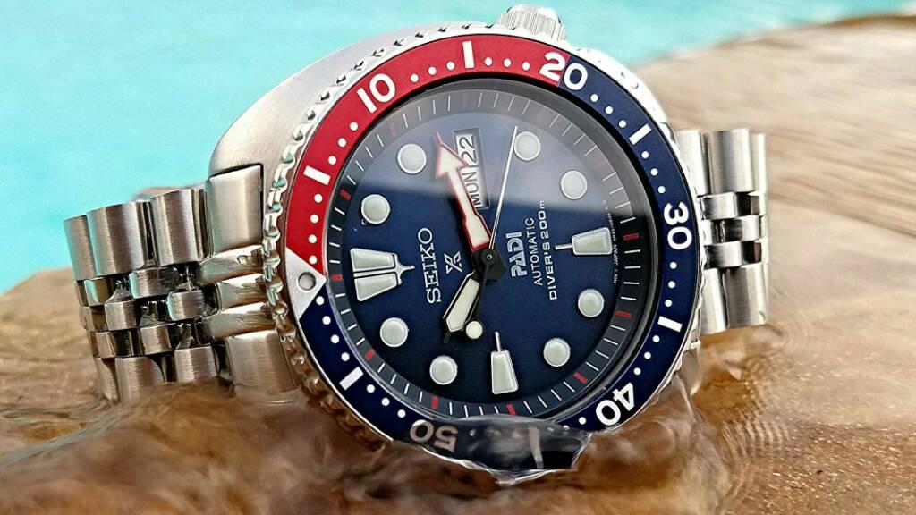 FS: Seiko Padi SRPA21 blue dial + Super Jubilee