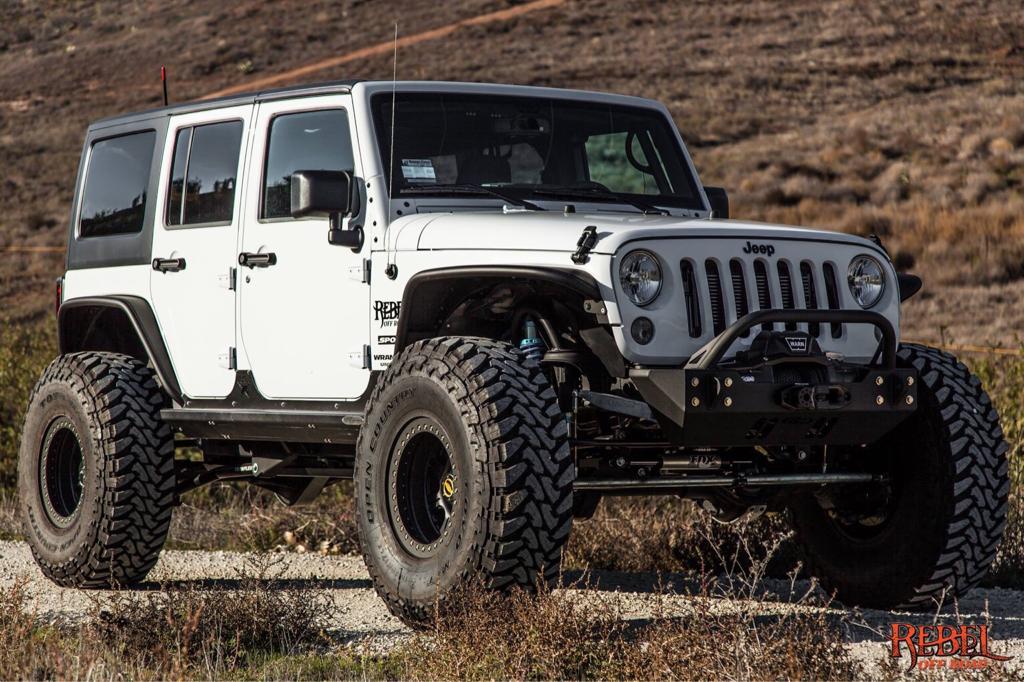 Sommetcon Built By Rebel Off Road Jkowners Com Jeep Wrangler Jk Forum