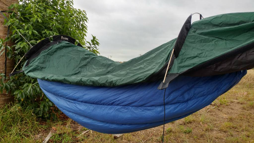 sent from my vs987 using tapatalk my review on the jungle pepper under quilt for clark hammocks from      rh   hammockforums