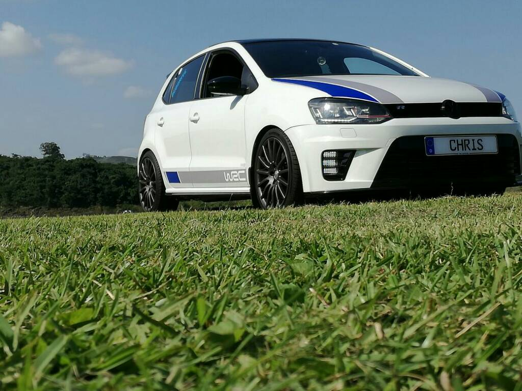 polo gti 6c with lowering springs anyone uk polos net. Black Bedroom Furniture Sets. Home Design Ideas