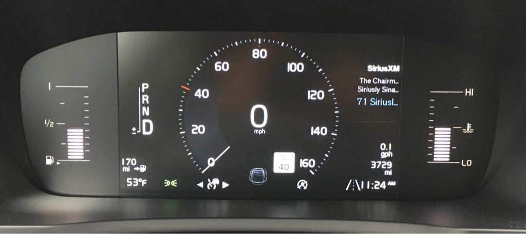2016 XC90 Momentum Plus T6, Convenience, Vision, Climate, HUD