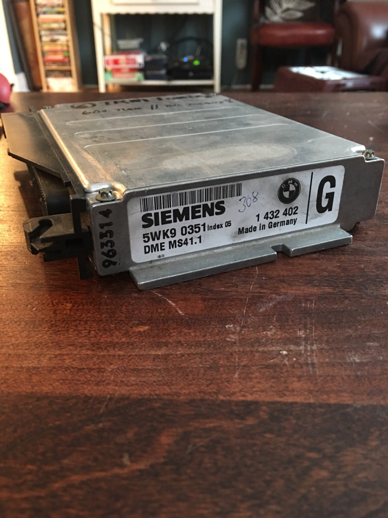 E36 TRM E36 M3 OBD2 60lb tune ecu