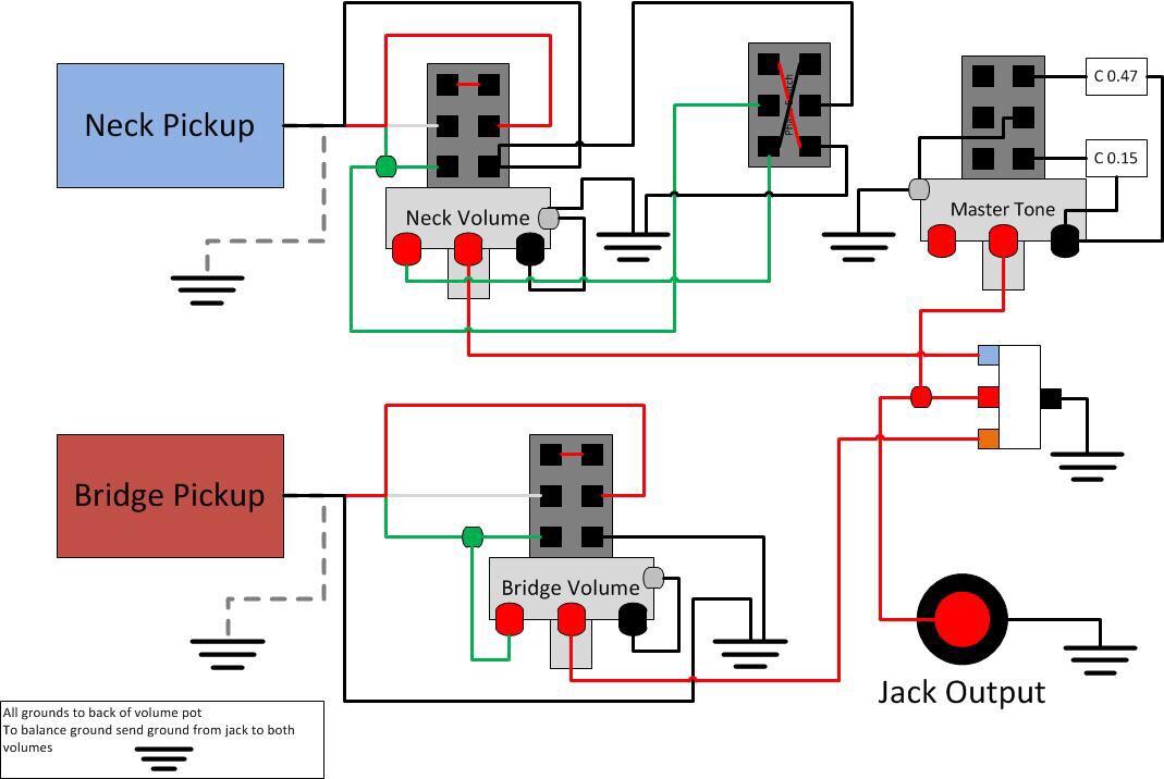 humbucker wiring help. Black Bedroom Furniture Sets. Home Design Ideas