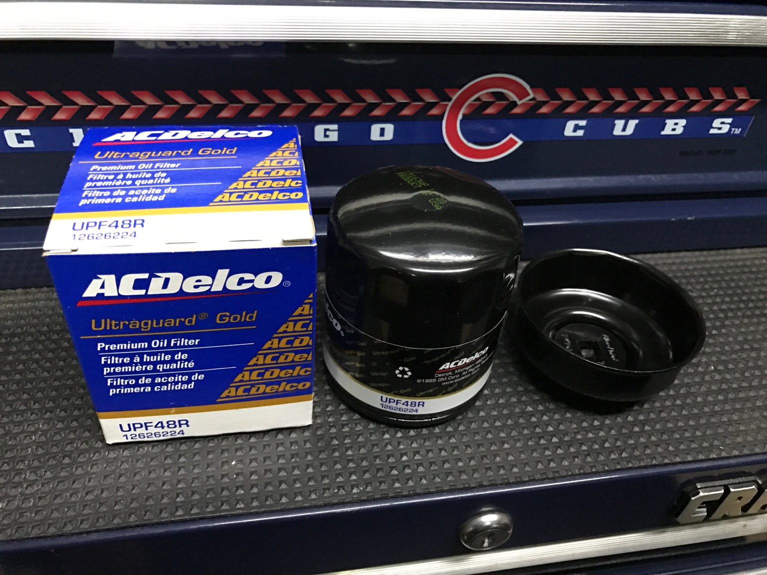 Upf48r Ac Delco Oil Filter Wrench - Vehicle Appearance  Care   U0026 Maintenance