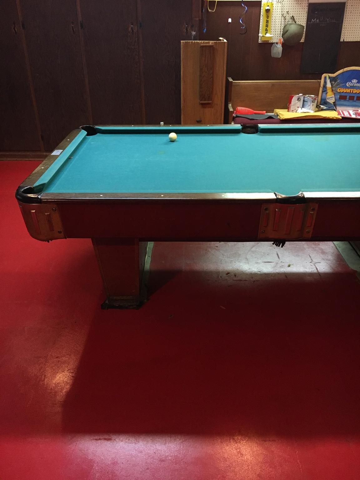 Pool Table Identification AzBilliardscom - Pool table identification