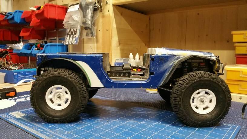 Jeep Jkl