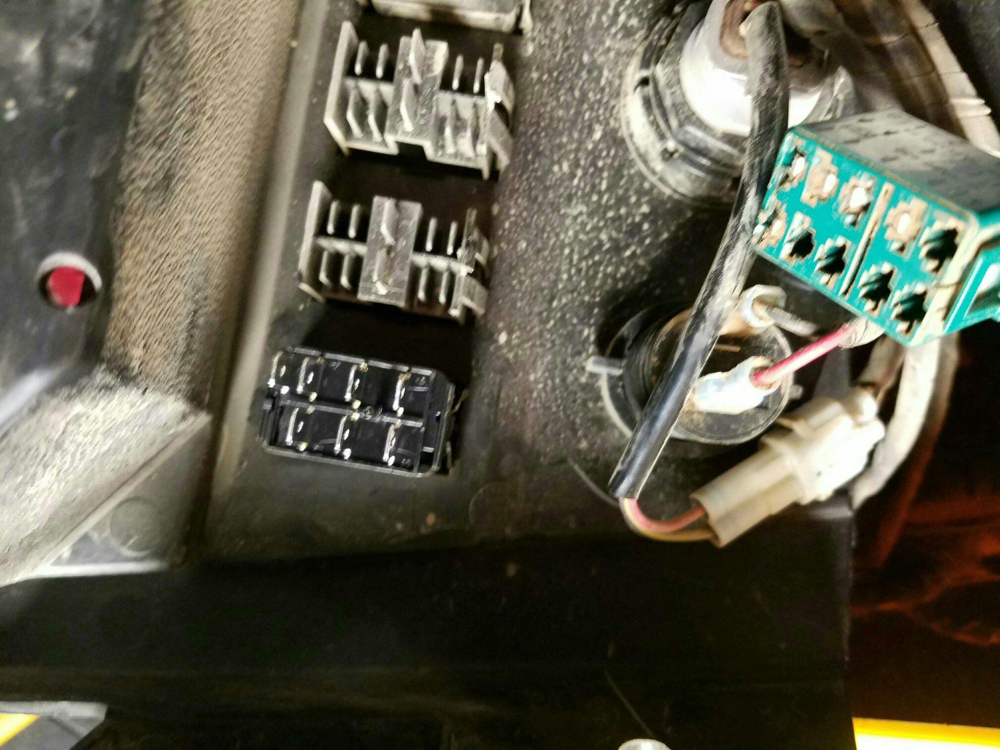 factory winch switch    help