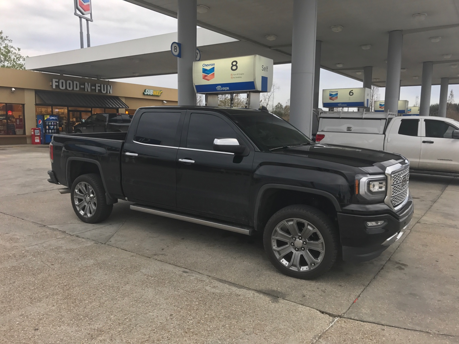 2017 Gmc Sierra Denali Ultimate Not A Build But Will End Up Being