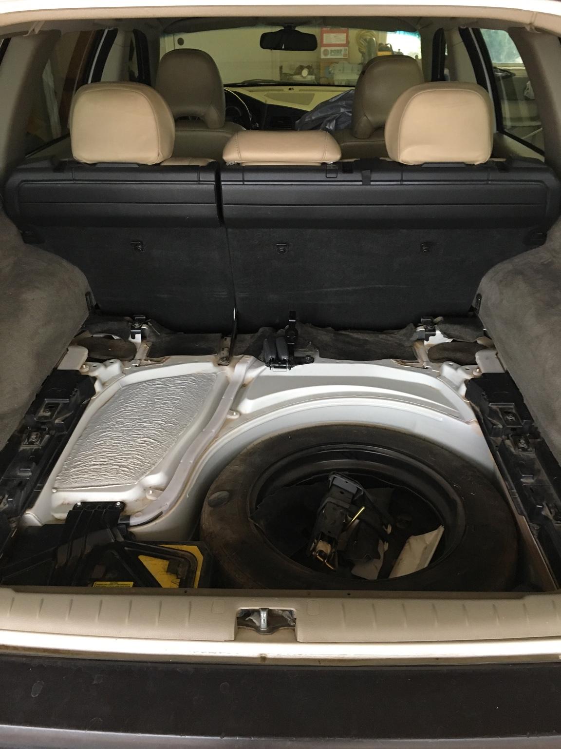 Volvo Xc70 3rd Row Seat Installation Brokeasshome Com