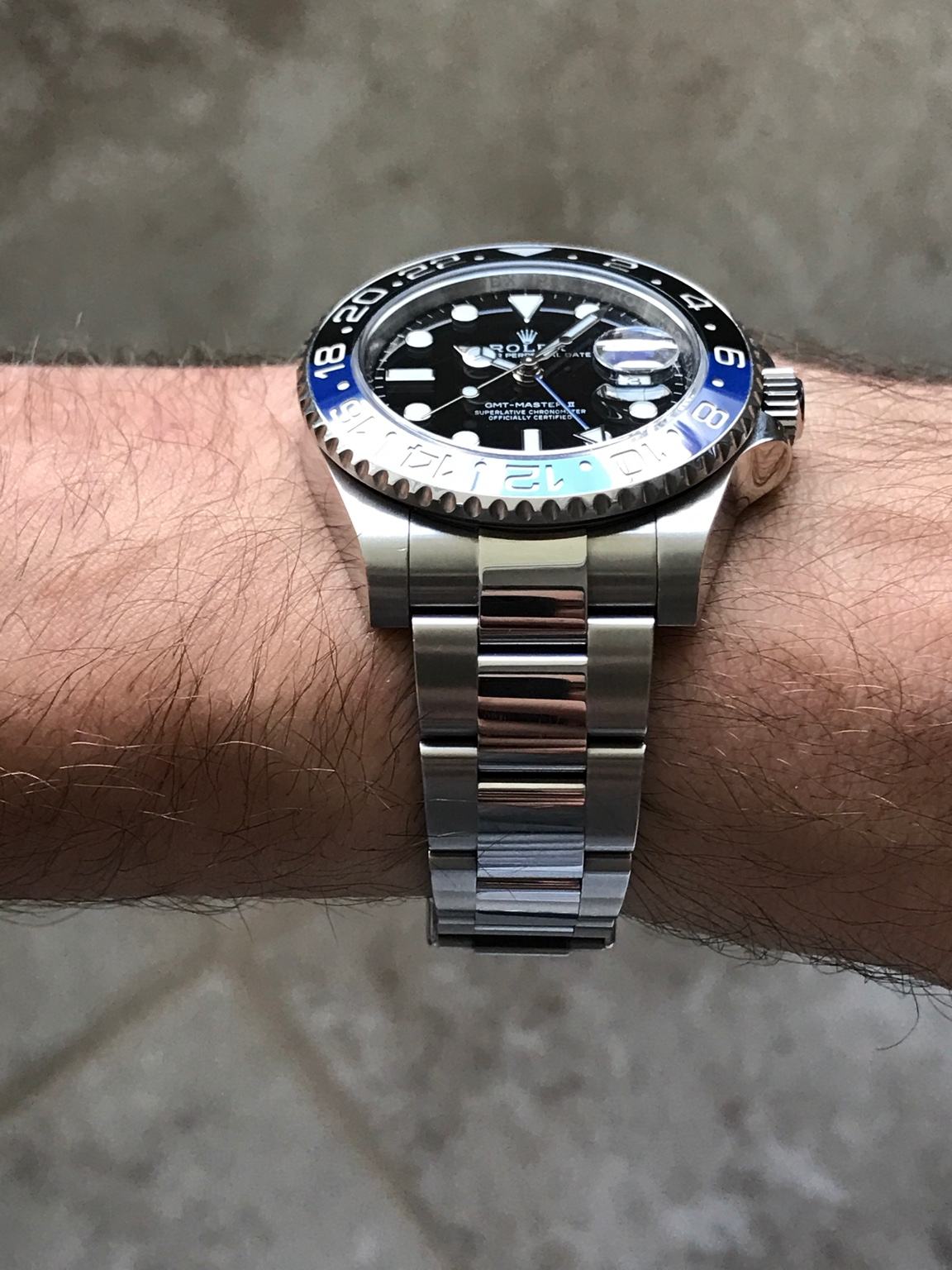 how to dim iphone screen what rolex tudor are you wearing today 3406