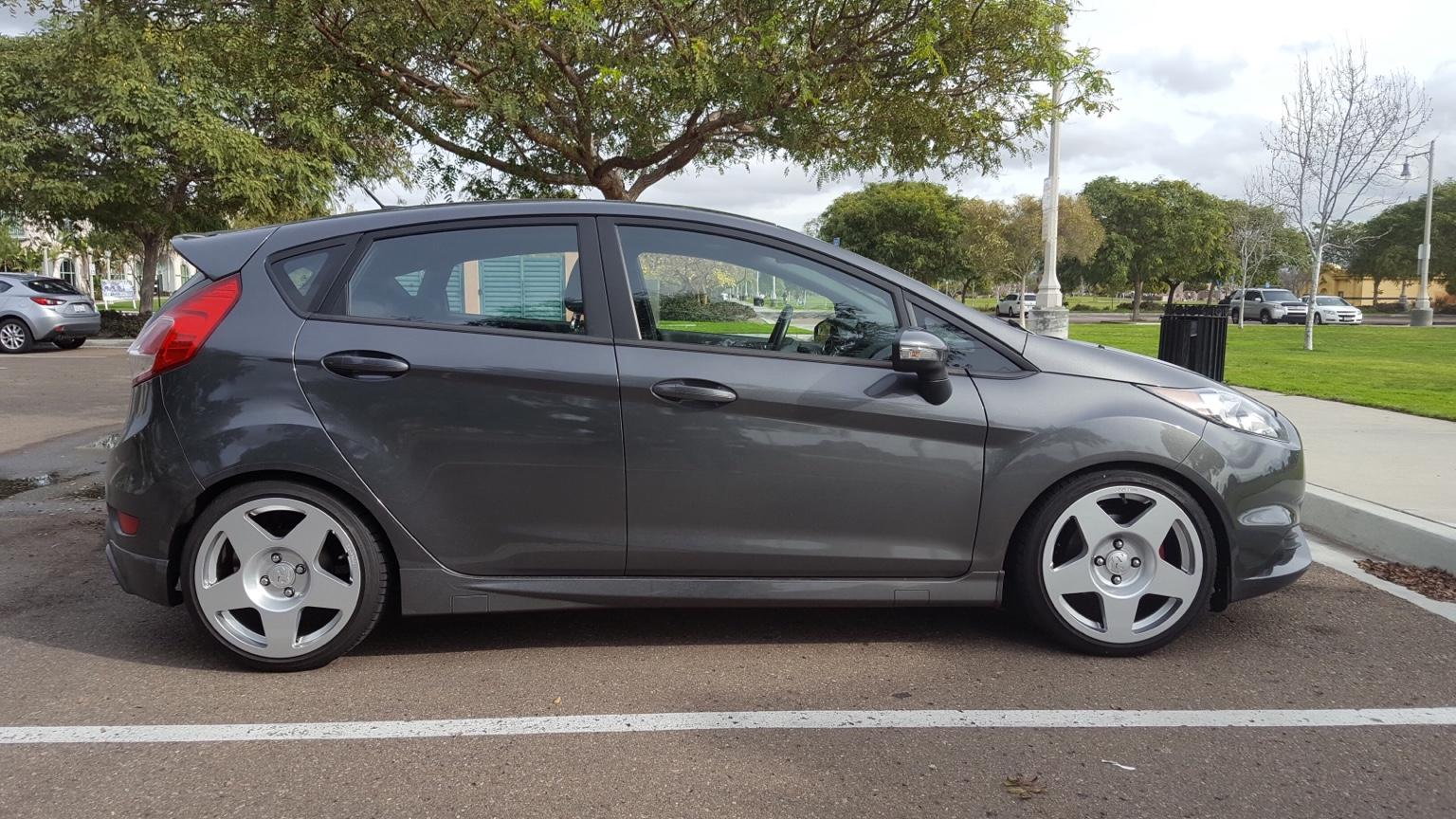 Fiesta St Forum >> FS - Fifteen52 Tarmac wheels