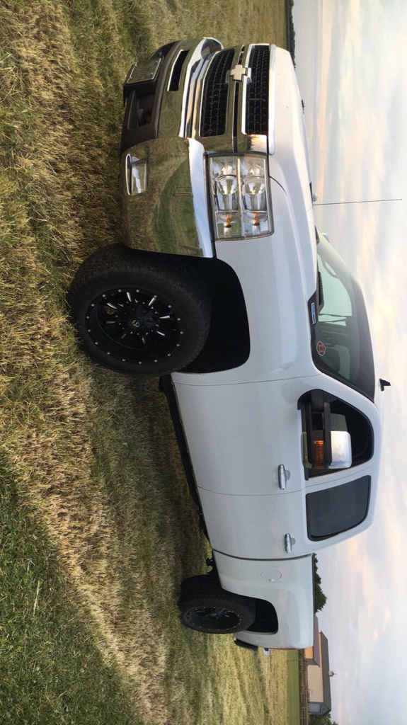White Truck Roll Call Chevy And Gmc Duramax Diesel Forum