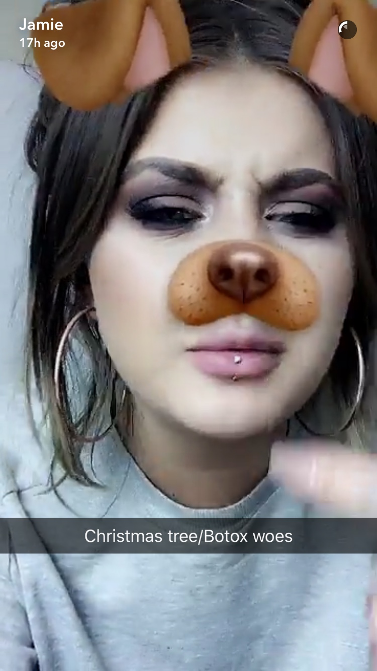 Image result for Blogger Jamie Genevieve among social media