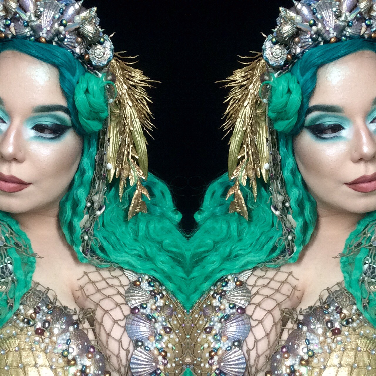 Share Your Mermaid Makeup! - Page 5