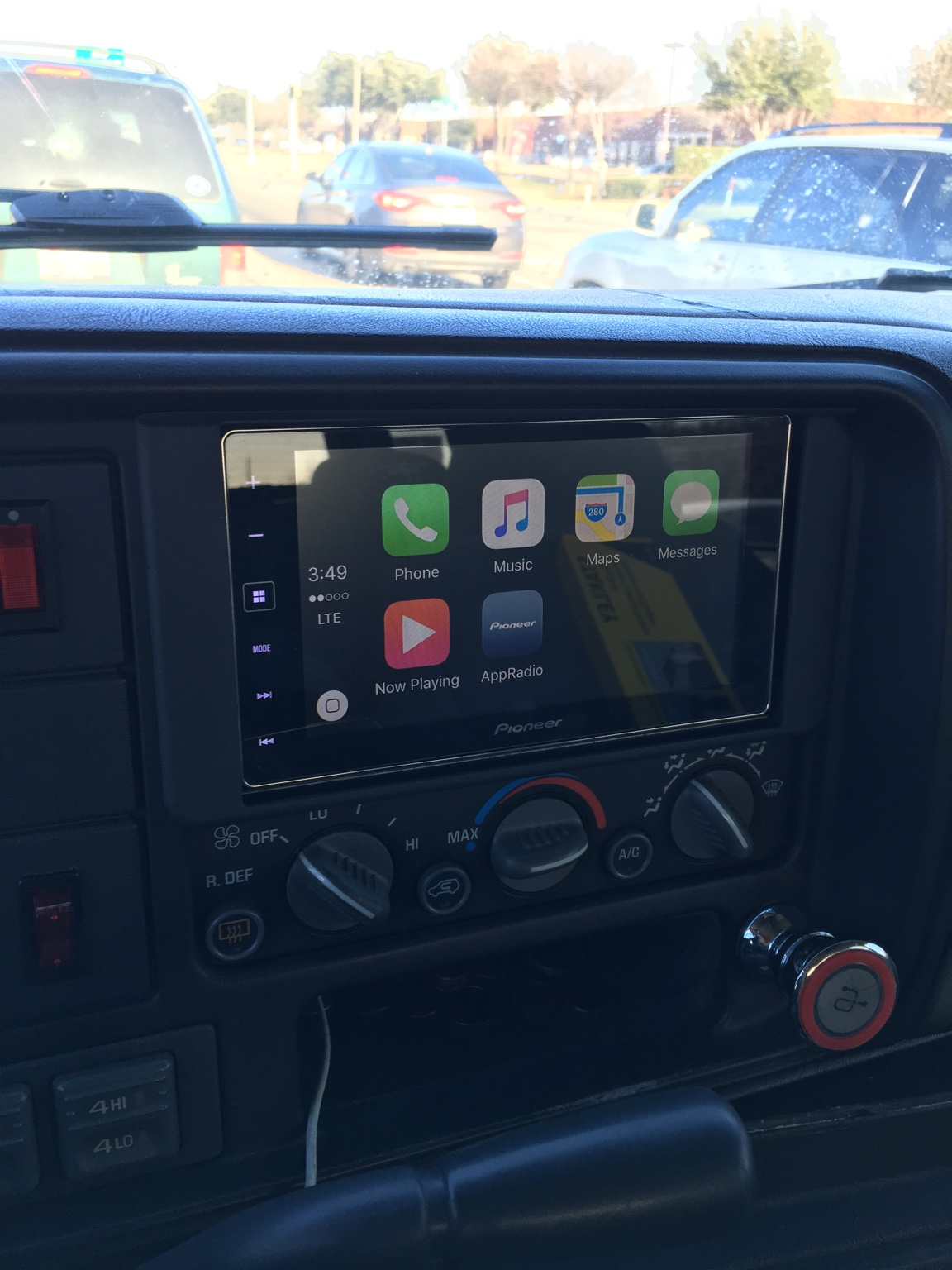 Double Din Dash Page 3 Chevy Tahoe Forum Gmc Yukon Forum