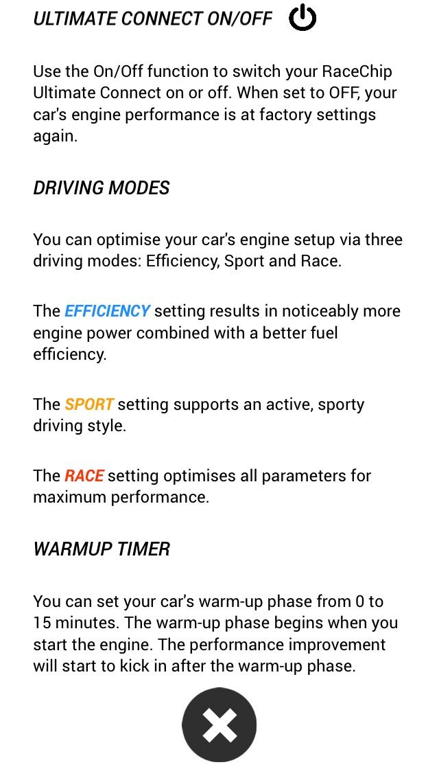 RACE CHIP TUNING - GOLFMK7 - VW GTI MKVII Forum / VW Golf R