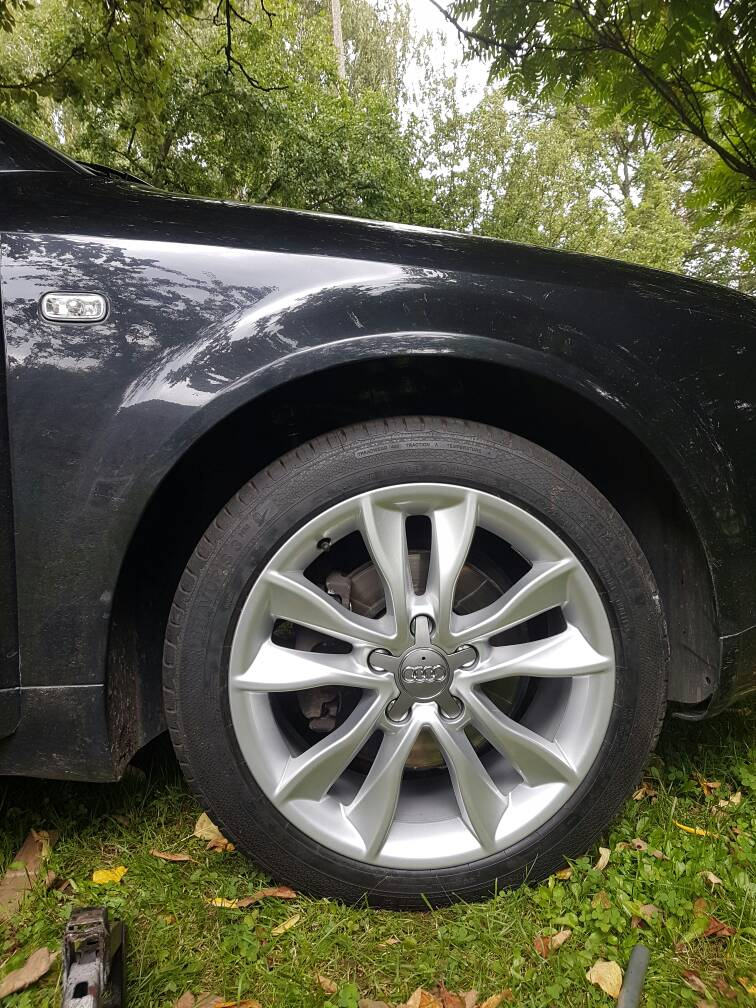 A4 B6b7 Obniżenie Zawieszenia Sprężynami Audi A4s4rs4