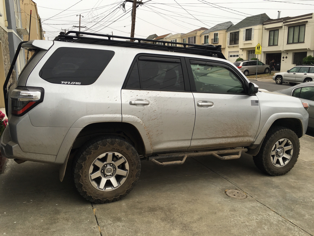 silver 4runners pics page 14 toyota 4runner forum largest 4runner forum. Black Bedroom Furniture Sets. Home Design Ideas