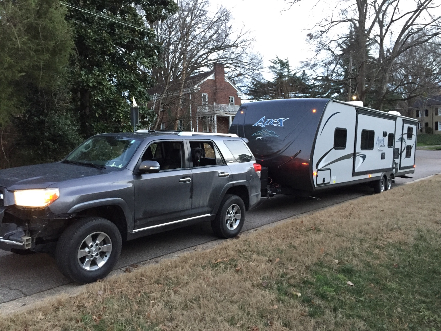 heaviest load towed with 4runner page 10 toyota 4runner forum largest 4runner forum. Black Bedroom Furniture Sets. Home Design Ideas