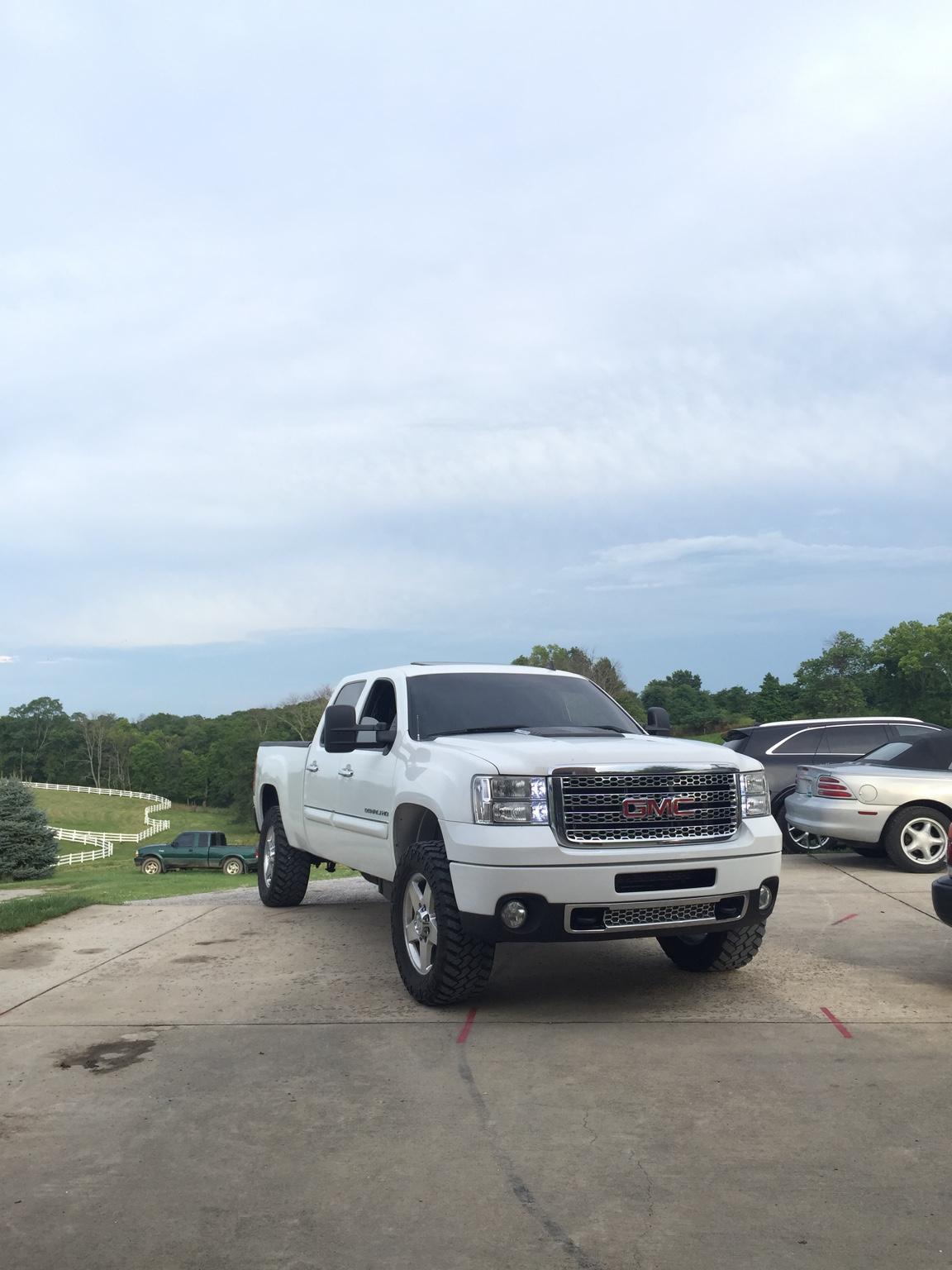 Chevy and GMC Duramax Diesel Forum 33 12 50 20 Stock Wheel