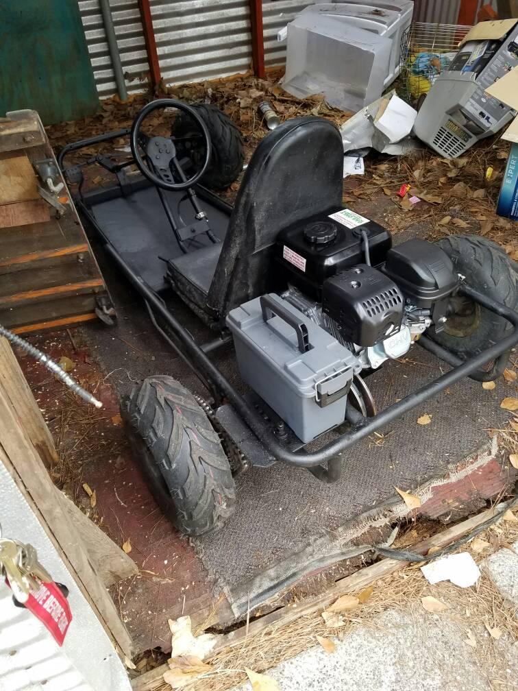 Predator 8hp - DIY Go Kart Forum