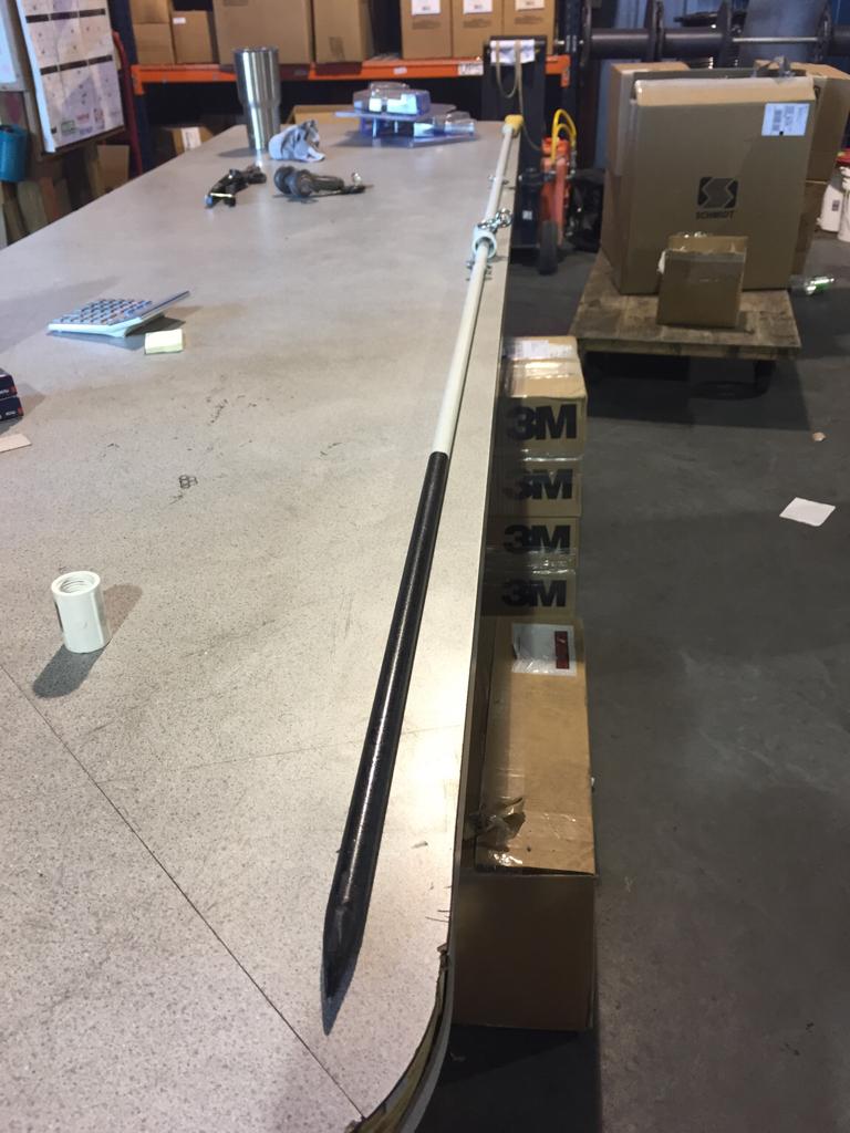 Diy Fiberglass Stake Out Pole - DIY Unixcode
