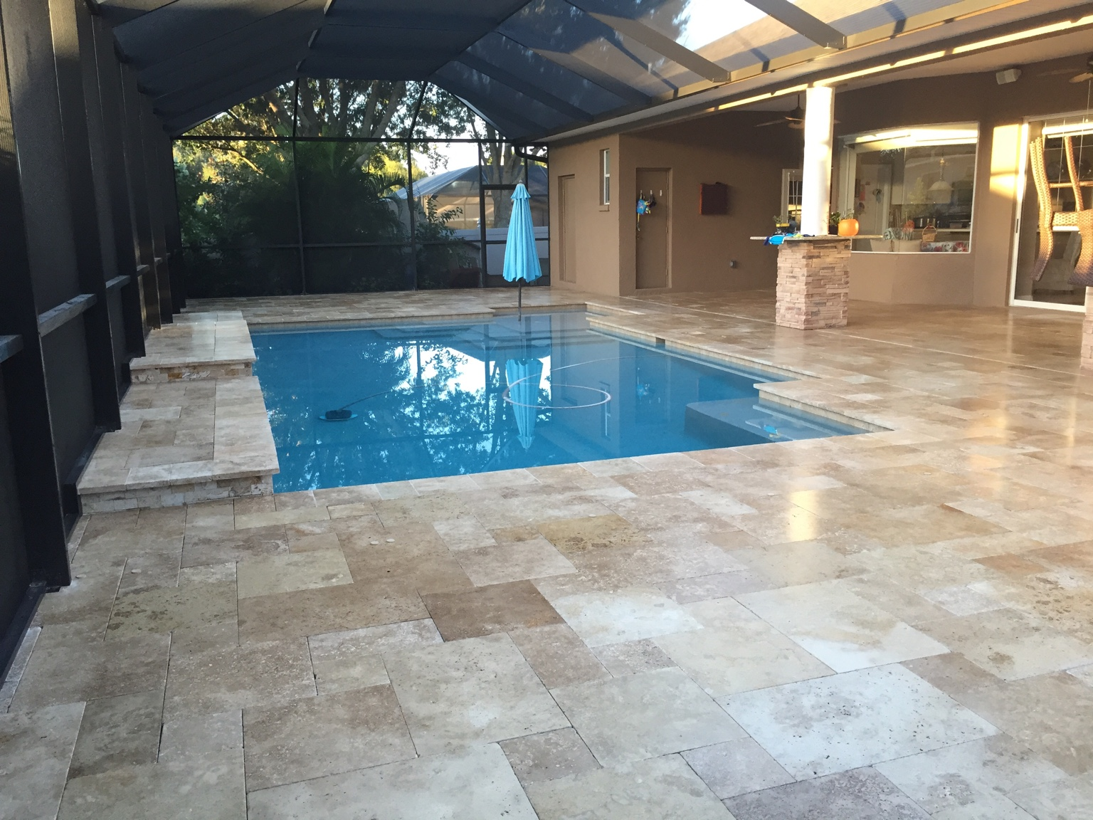 To Seal Or Not To Seal Travertine