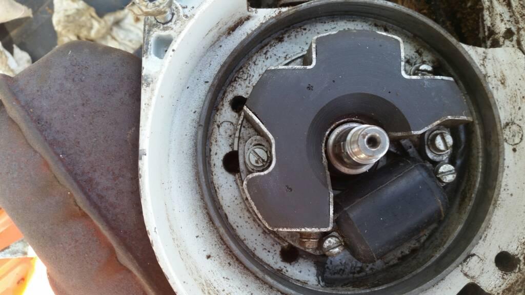Stihl 056 spark problem   Arboristsite com