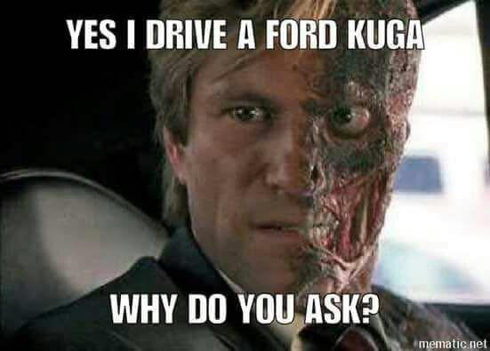 Image Result For Ford Kuga Jokes