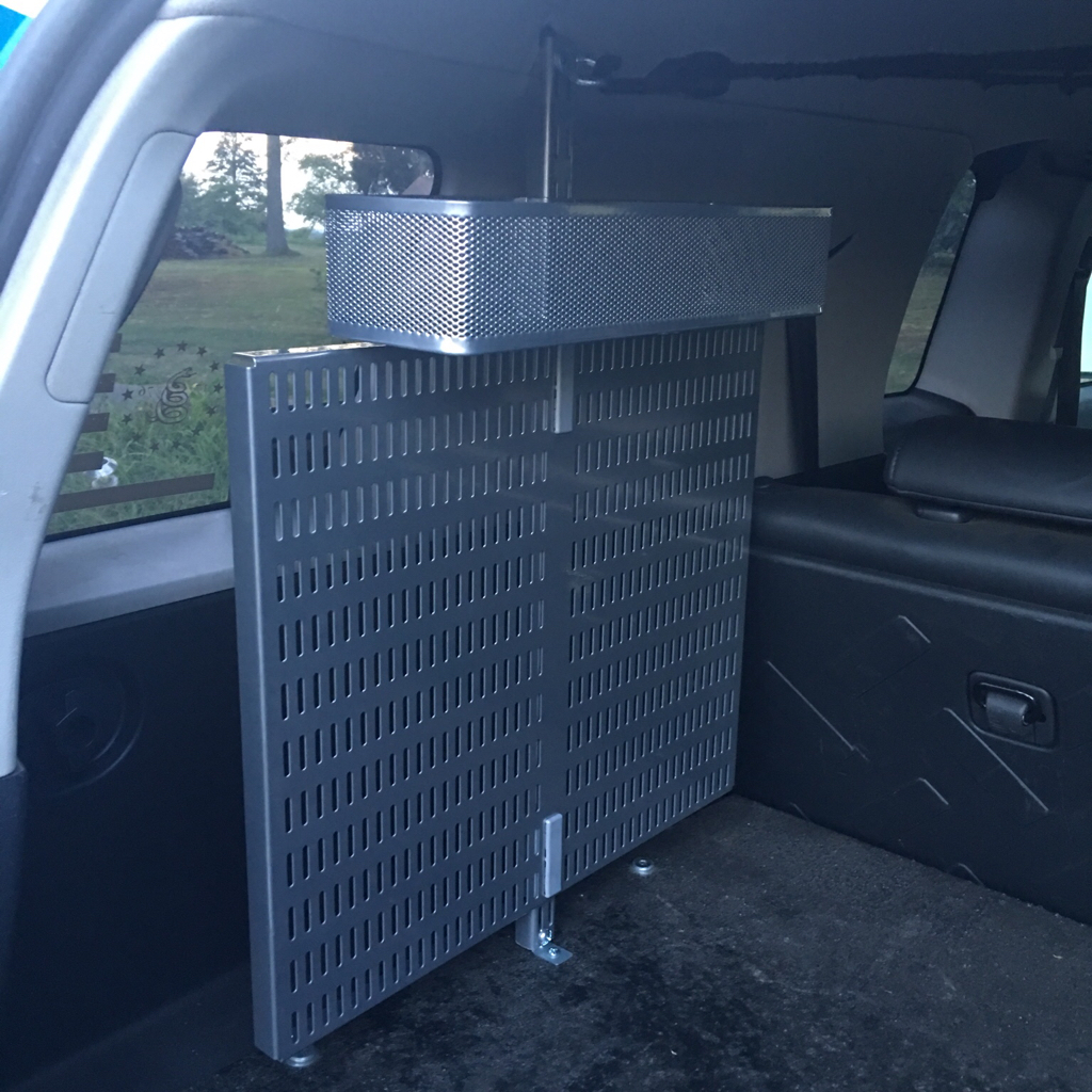 crate barrel console rack maybe toyota fj cruiser forum. Black Bedroom Furniture Sets. Home Design Ideas