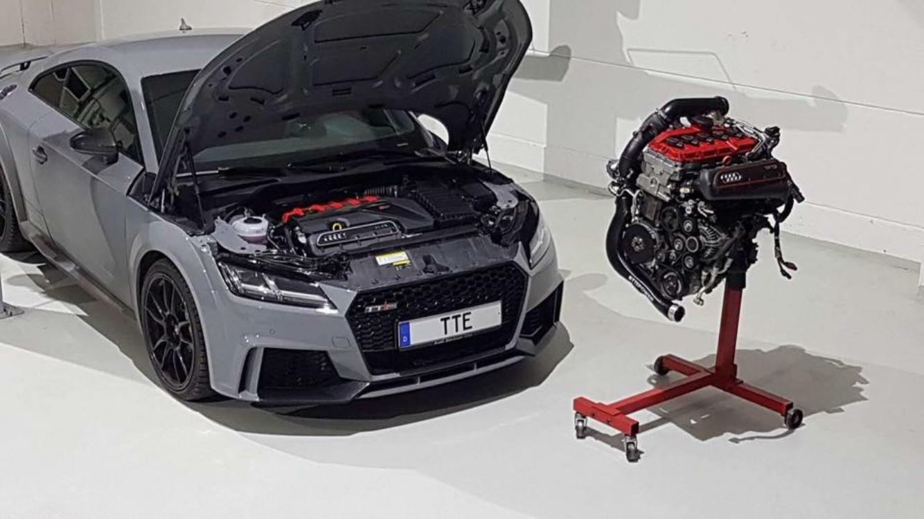 The Audi TT Forum • View topic - Audi TT RS power upgrades.