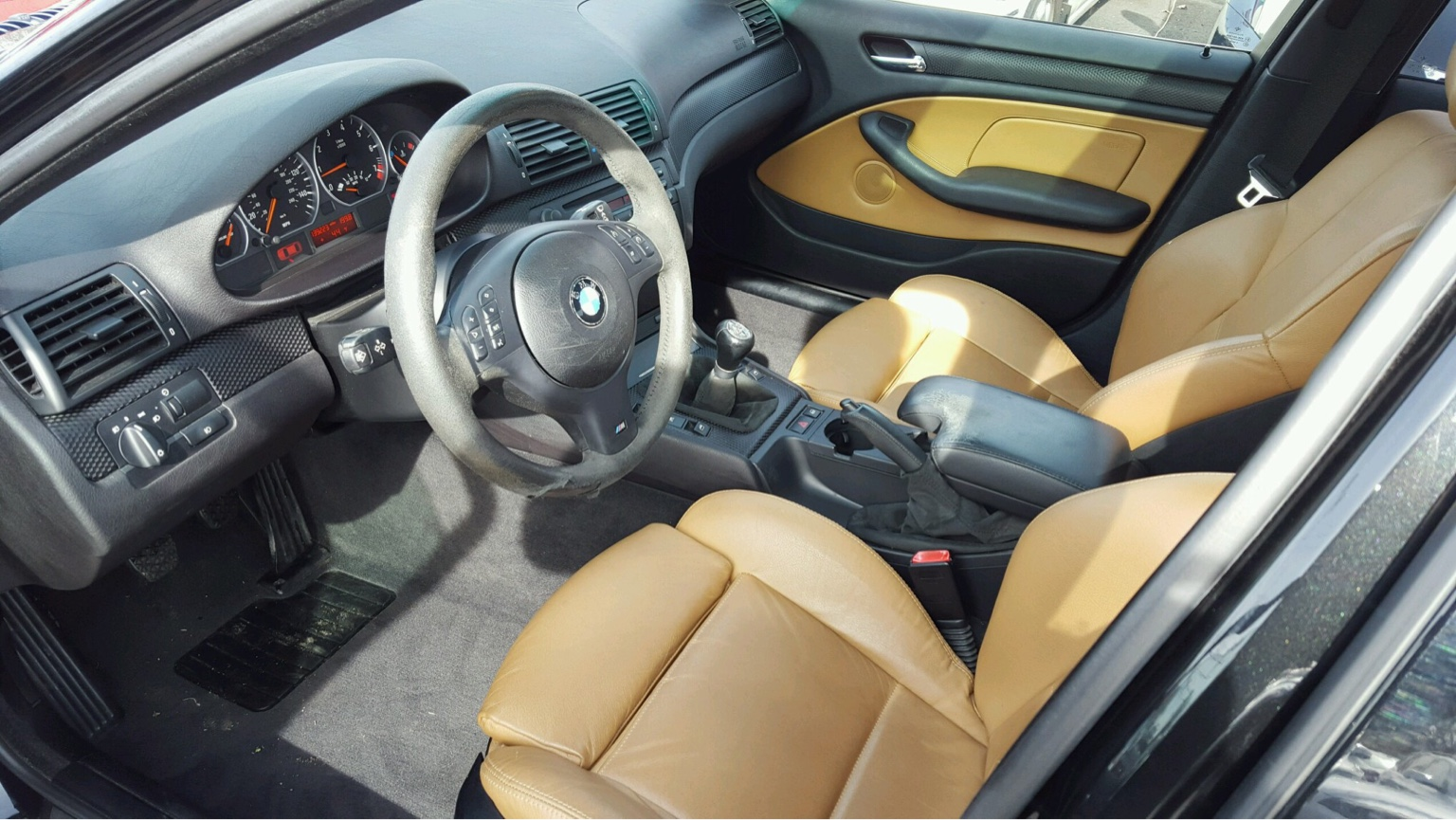 Help Tracking Down Natural Brown Leather Interior Archive Bmw