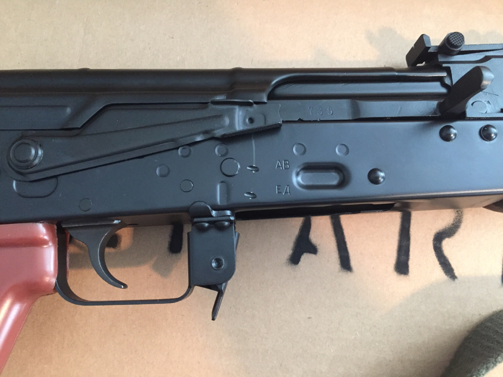 My AK-74 Experience with Lee Armory - Maryland Shooters