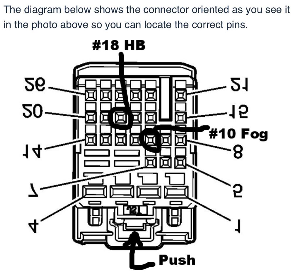 gm rear view mirror wiring for 2015 silverado
