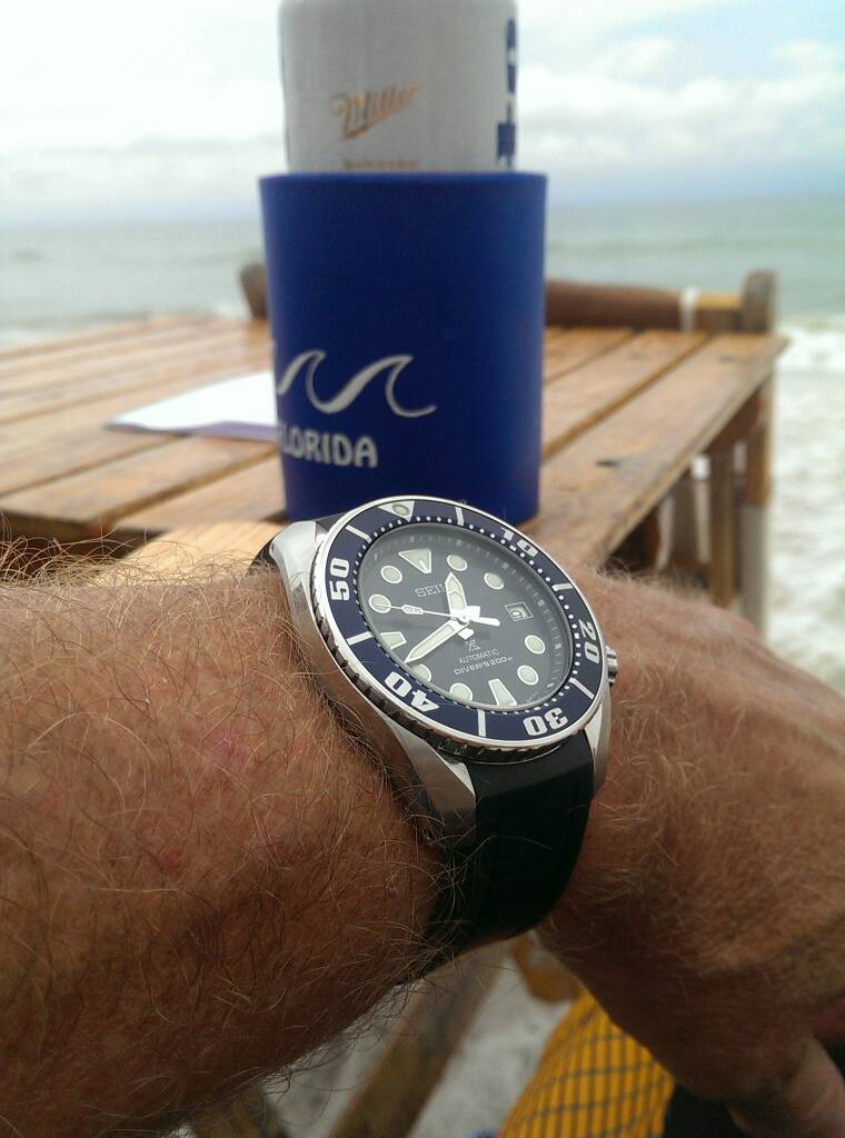 Show us your beach watch