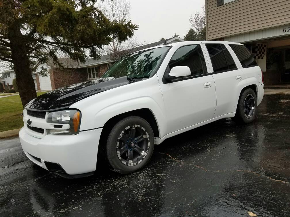 for sale 07 3ss awd chevy trailblazer ss forum. Black Bedroom Furniture Sets. Home Design Ideas