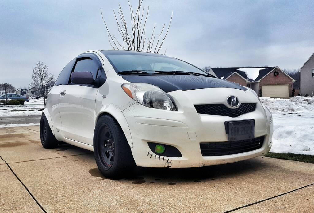 official polar white yaris thread page 26 toyota yaris. Black Bedroom Furniture Sets. Home Design Ideas