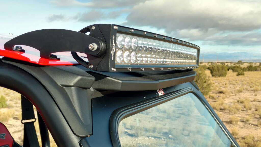 Need Light Bar Brackets Polaris Rzr Forum Rzr Forums Net