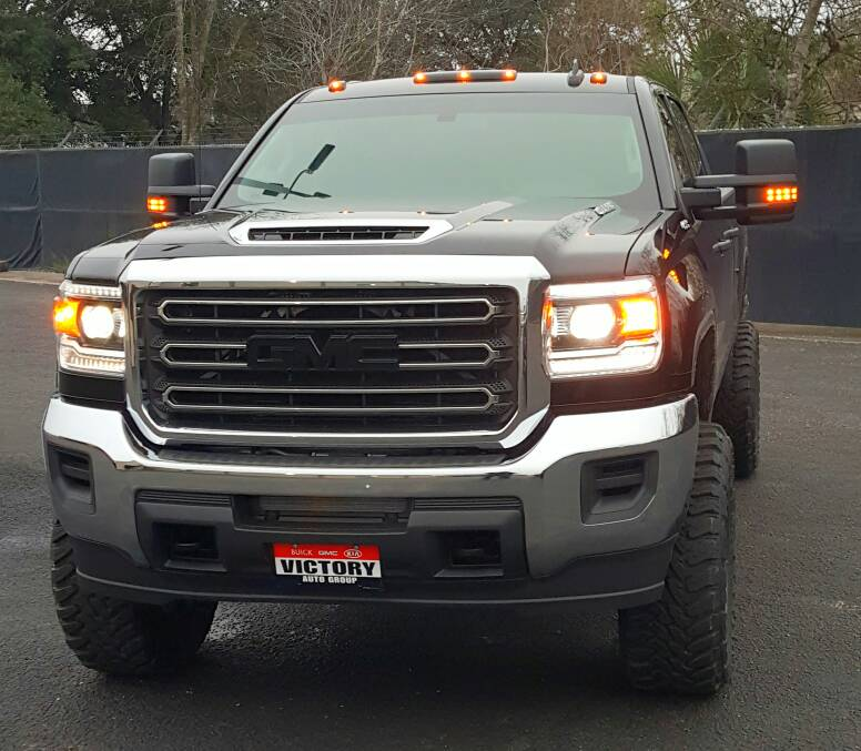 chevy and gmc duramax diesel forum view single post my new 2017 gmc 2500hd. Black Bedroom Furniture Sets. Home Design Ideas