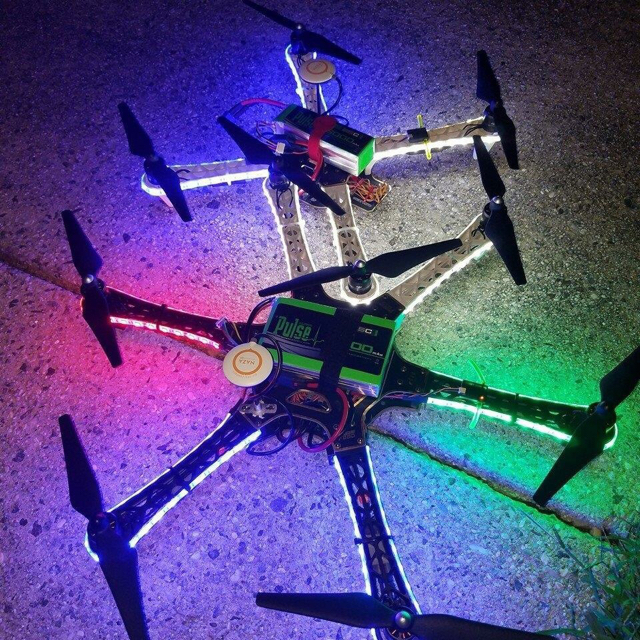 LED Kit Confusion | DJI Phantom Drone Forum