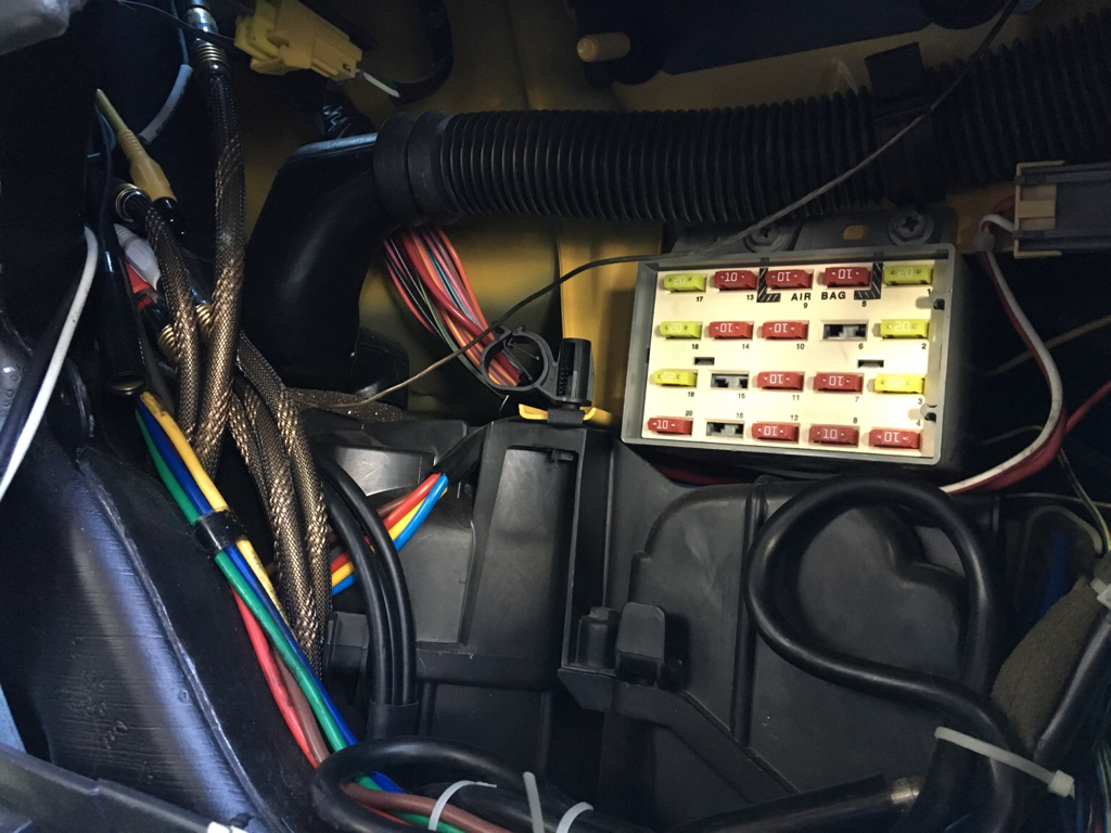Wiring Help For Light Bar