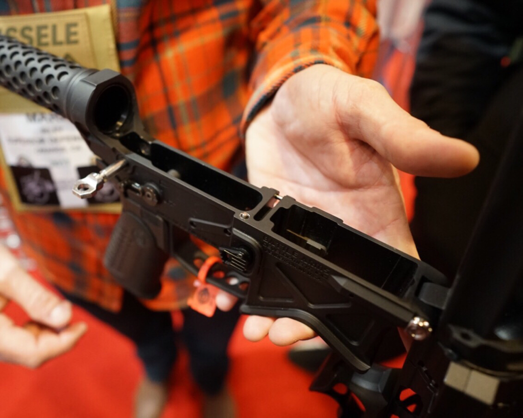 Battle Arms Development - Cali Takedown Pin / Mag Release