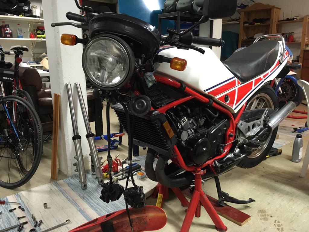 1985 Yamaha RD 350 YPVS 7eb127ec09f7810c27bf4b45d3a0496e