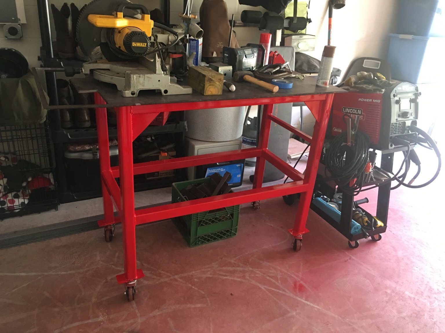 Welding Table Picture Thread Page 19