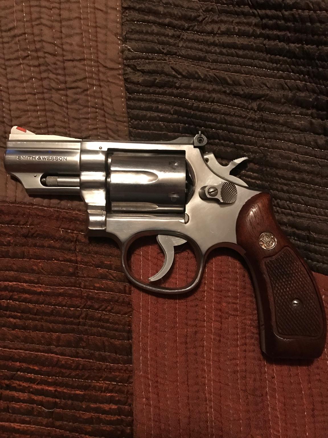Sold Ft Smith Amp Wesson Model 66 1 2 1 2 Carolina