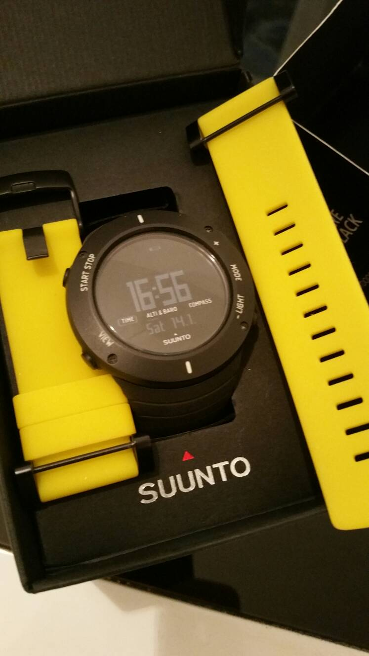 Portal Satova Forum View Topic Suunto Core Ultimate Black Image