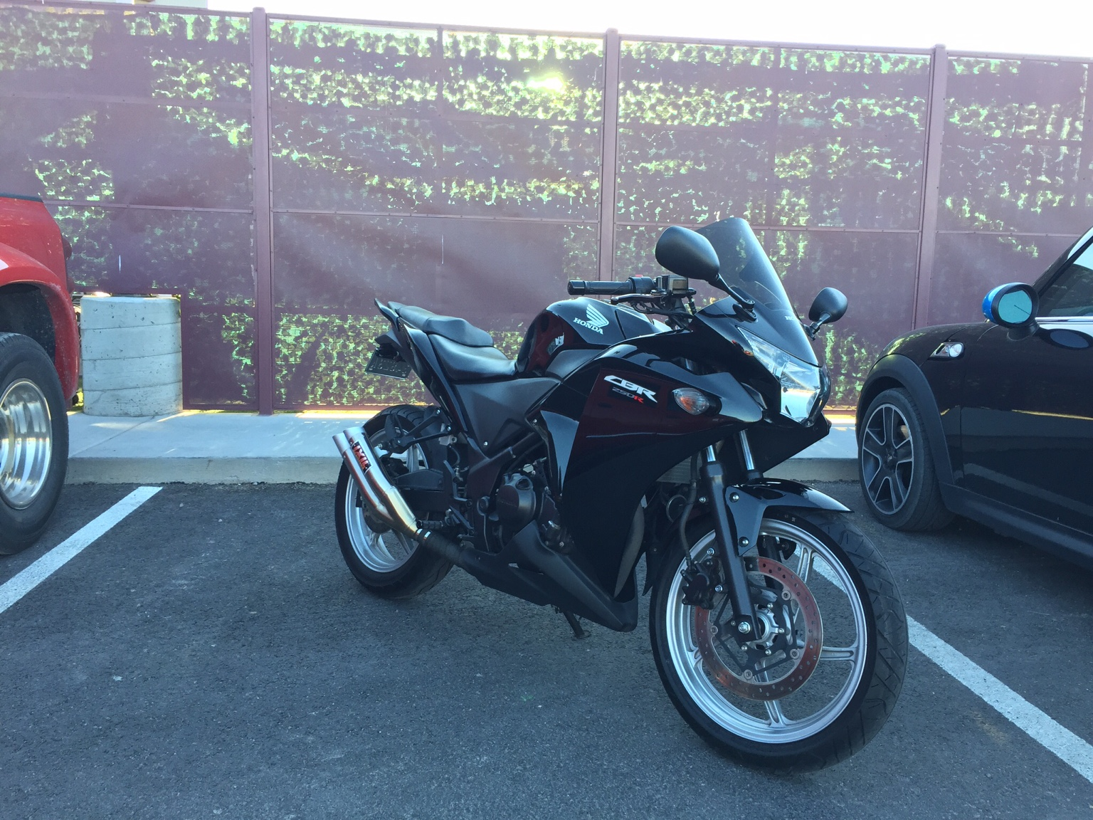 PICTURES PLEASE!! Show us your bike - Page 50 - Honda ...